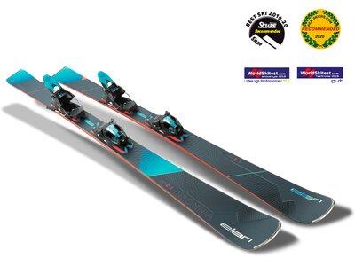 ELAN Damen All-Mountain Ski Insomnia PS ELW 11.0 GW Grau