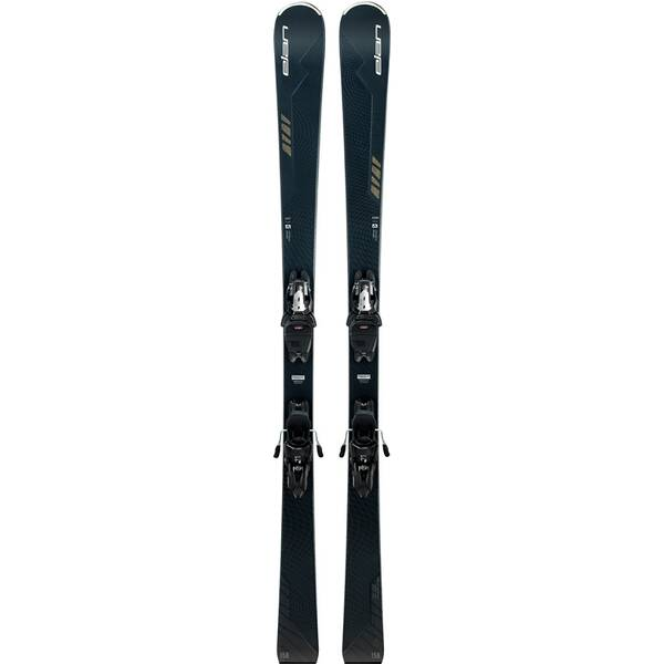 ELAN Damen All-Mountain Ski Insomnia Black Edition PS ELX 11.0 GW