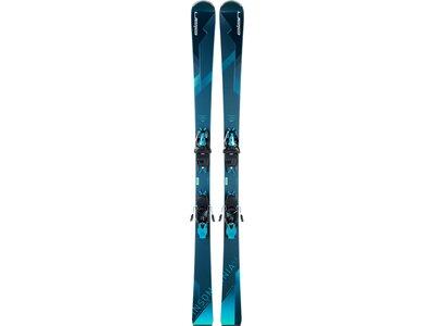 ELAN Damen All-Mountain Ski Insomnia 16 TI PS ELW 11.0 GW Blau