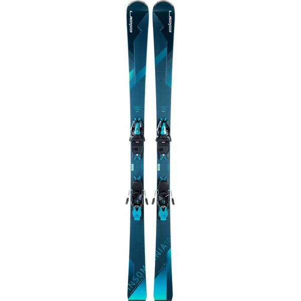 ELAN Damen All-Mountain Ski Insomnia 16 TI PS ELW 11.0 GW