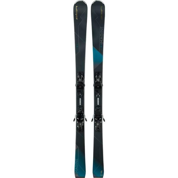 ELAN Damen All-Mountain Ski Imagine Power Shift ELW 9.0 GW