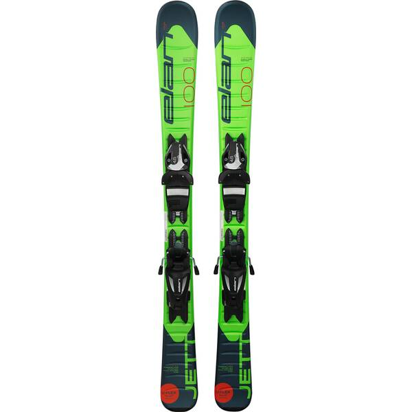 ELAN Kinder All-Mountain Ski Jett QS U-Flex EL 4.5/7.5
