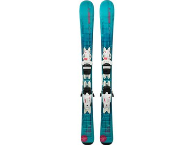 ELAN Kinder All-Mountain Ski Starr QS U-Flex EL 4.5/7.5 Blau