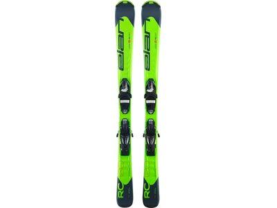 ELAN Skiset RC Race Quick Shift Grau