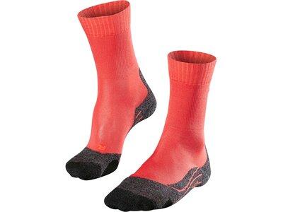 Falke ess Damen Socken FALKE TK2 Cool Rot