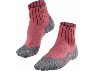 FALKE Herren Socken TK5ShEqu Lila