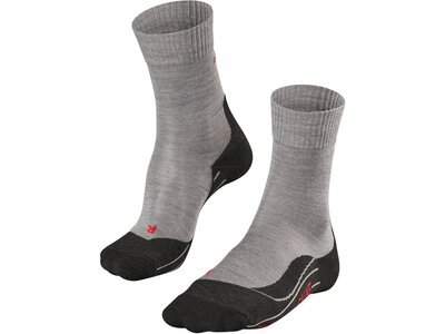 FALKE Trekkingsocken Tk 5 Ultra Light Grau