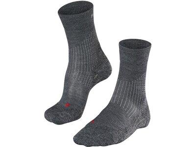 FALKE Herren Stabilizing Wool Grau