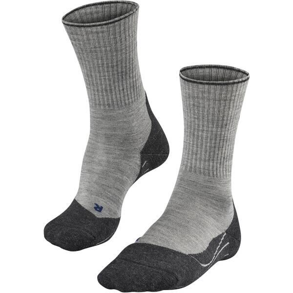 FALKE Herren Trekking Socken TK2 Wool Silk   Sportbekleidung > Funktionswäsche > Wandersocken   Falke