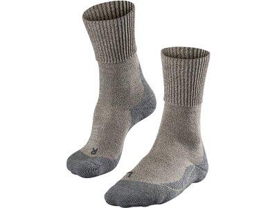 Falke ess Damen Socken FALKE TK1 Wool Braun
