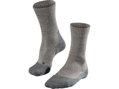FALKE Herren Trekking-Socken TK 2 Wool Men Braun