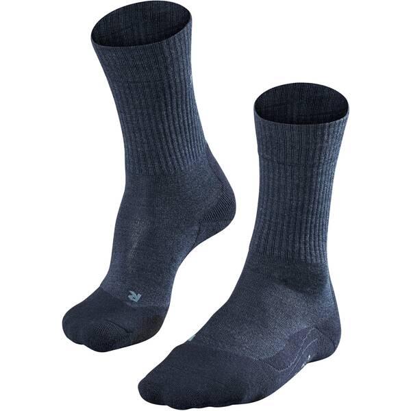 FALKE Herren Trekking-Socken TK 2 Wool Men | Sportbekleidung > Funktionswäsche > Wandersocken | FALKE