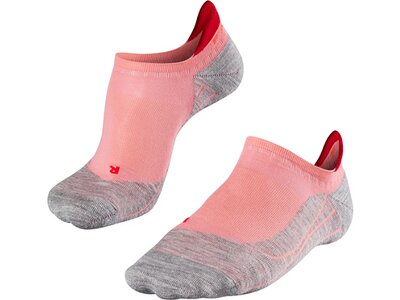 Falke ess Damen Füßlinge FALKE RU4 Invisible Pink