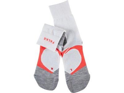 FALKE RU4 Cool Damen Socken Grau