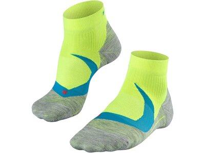 FALKE RU4 Cool Short Herren Socken Grün