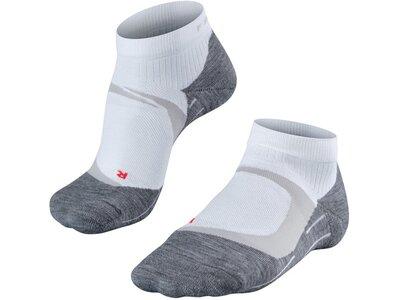 Falke ess Damen Socken FALKE RU4 Cool Short Silber
