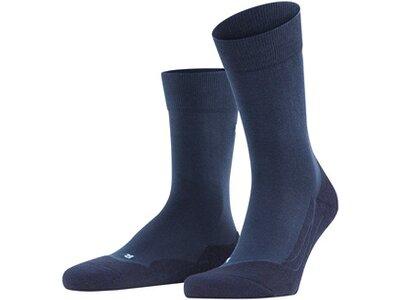 FALKE Herren Socken GO2 Blau