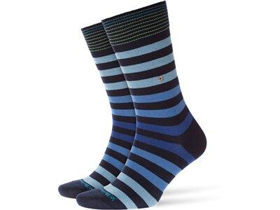 BURLINGTON Herren Socken Blackpool Blau