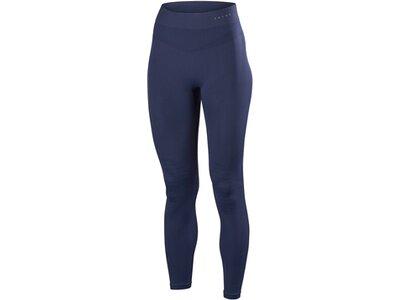 FALKE Damen lange Unterhose MW Blau