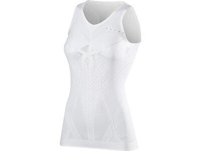 FALKE Damen Unterhemd C Tank Top w Grau