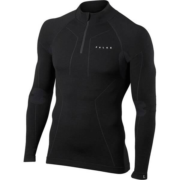 FALKE Herren Unterhemd WT Zip Shirt m