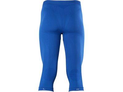 FALKE Herren Funktionsunterhose 3/4 Lang Blau