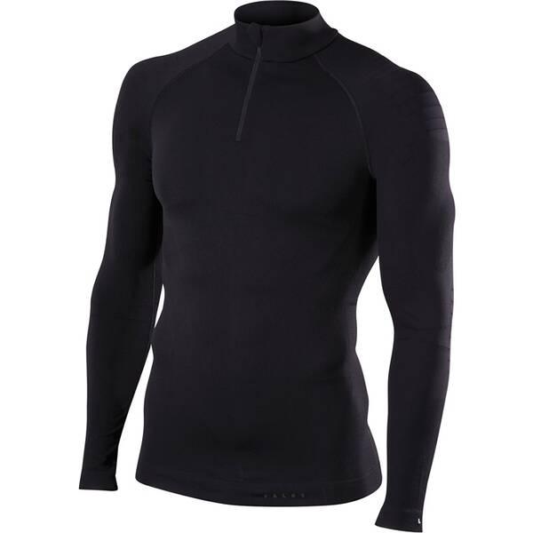 FALKE Herren Shirt W Zipshirt T m