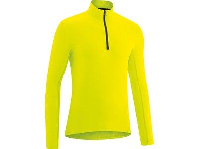 Gonso Herren Shirt gelb