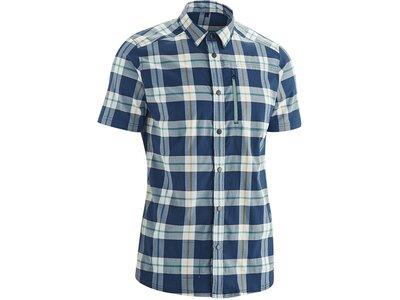GONSO Herren Shirt BENTAL blau