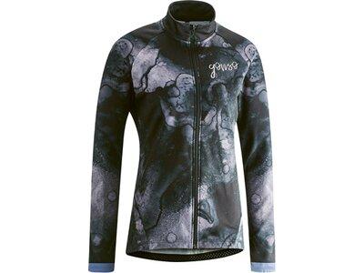 Gonso Damen Shirt Radtrikot-1/1-FZ schwarz