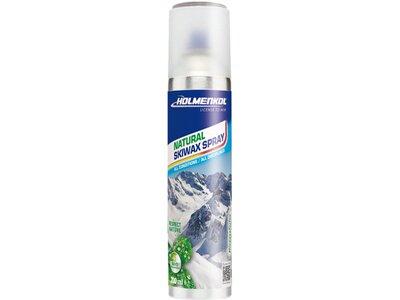 HOLMENKOHL Skiwachs Natural Skiwax Spray 200 ml Grau