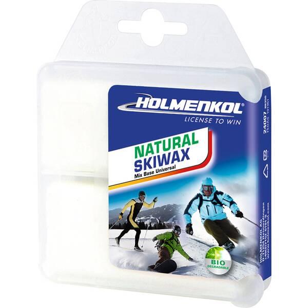 HOLMENKOL Natural Skiwax 2x35 g