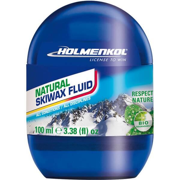 HOLMENKOHL Skiwachs Natural Skiwax Fluid 100 ml