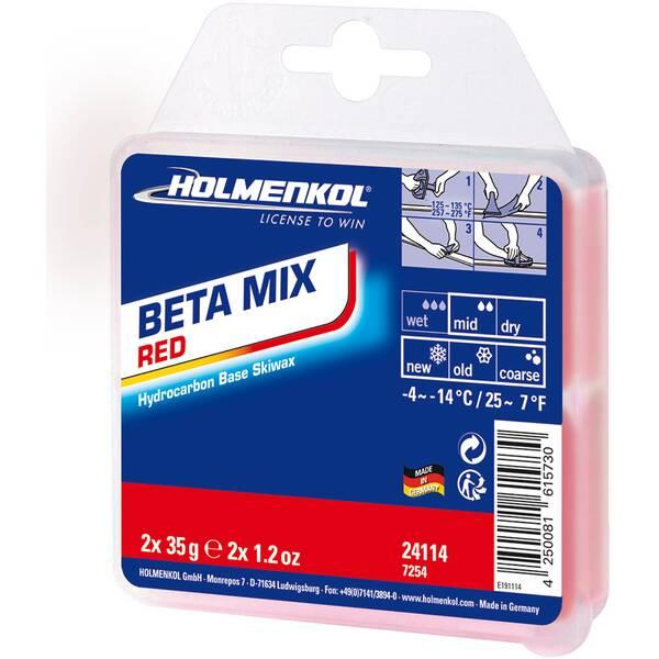 HOLMENKOL Betamix Red 2x35 g