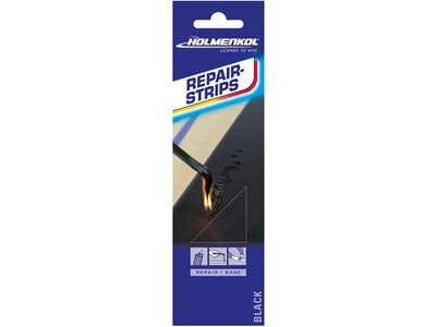 HOLMENKOL Repair Strips black Blau