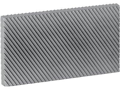 HOLMENKOL Spare File 40 mm Grau