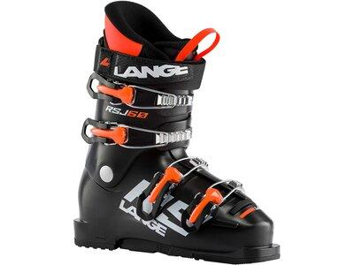 LANGE Kinder Skistiefel RSJ 60 BLACK Braun
