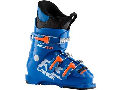 LANGE Kinder Skistiefel RSJ 50 Blau