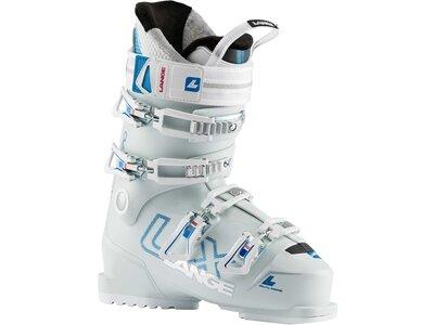 LANGE Frauen Skistiefel LX 70 W WHITE Silber
