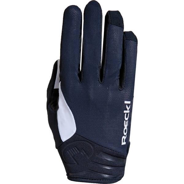 ROECKL Fahrradhandschuhe Mileo | Accessoires > Handschuhe | Schwarz | ROECKL