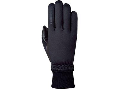 ROECKL SPORTS Windstopper / Prima Handschuh Kolon Schwarz