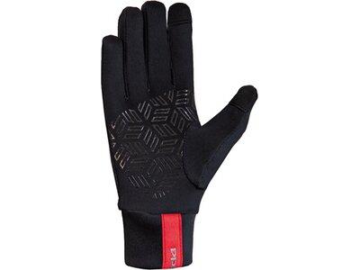 """ROECKL Damen Handschuhe """"Kola"""" Schwarz"""