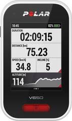 POLAR GPS Radcomputer V650 HR