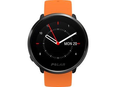POLAR Fitnessuhr Ignite Orange/Black M/L Orange