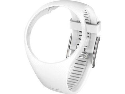 POLAR Armband M200 White Gr. S/M Weiß