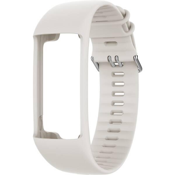 POLAR A370 Armband Weiß