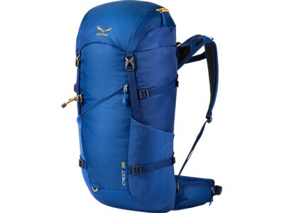 SALEWA Rucksack Crest 36 BP Blau