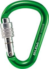 SALEWA Karabiner HMS Screw G2