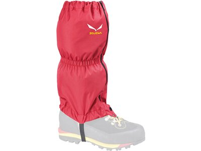 SALEWA HIKING GAITER M Rot
