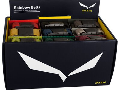 SALEWA RAINBOW 2 BELT BOX Schwarz